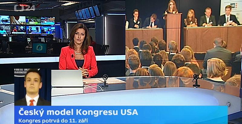ČMAK 2015 ve vysílání České televize